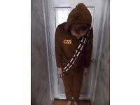Star Wars Official Chewbacca onesie.
