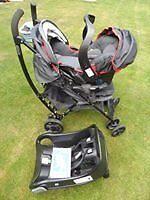 Graco Mosaic baby travel system