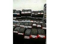 OVER 3000 PARTWORN & NEW TYRES UNDER ONE ROOF CAR VAN 4x4 (OPN 7-DAYS) TXT SIZE FOR PRICE & AV 7dys