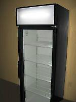 USED GLASS DOOR REFRIGERATORS - 1 - 2 AND 3 DOOR UNITS- WARRANTY
