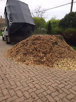 FREE DELIVERY OF ORGANIC WOOD CHIPS/ MULCH