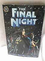 Collectable 1998 DC The Final Night Comic
