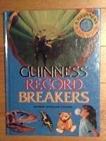 Guiness Record Breakers book for sale