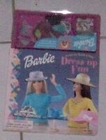Barbie magnetic  dress up book for sale London Ontario image 1