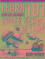 Learn 101 Greek Verbs in 1 Day with the Learnbots von Rory Ryder (2017,...