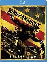 Sons of Anarchy Season 2 Blu-ray