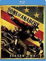 Sons of Anarchy Season 2 Blu-ray