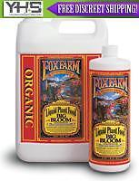 Fox Farm Big Bloom 1 Quart qt 32oz - liquid foxfarm nutrients
