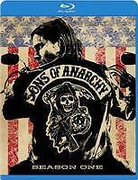 Sons of Anarchy Season 1 en Blu-ray
