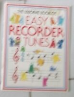 Play recorder music book  for sale