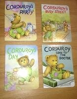 Collection of 4 Corduroy board books for sale London Ontario image 1