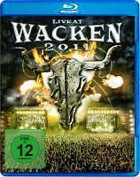 Blue-Ray-Disc - Wacken 2011-Live At Wacken Open Air von Various Artists (2012)