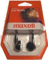 Maxell Stereo EarBuds - NEW
