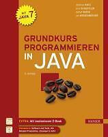 Grundkurs Programmieren in Java von Dietmar Ratz, Jens Scheffler, Detlef...
