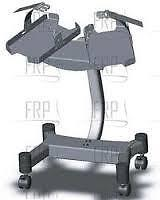 SUPPORT ALTERE BOWFLEX DUMBBELL STAND