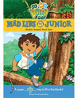 dora and diego mad lib junior books