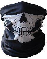 Skull Tubular Mask Balaclava Bandana Motorcycle Scarf Face Neck