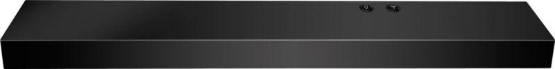 "Frigidaire 36"" Convertible Range Hood Black FHWC3625MB"