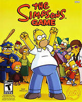 Simpsons Games for XBOX 360