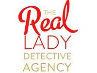 The Lady Detective Agency - Covering Norfolk, Suffolk & Cambridge