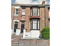 Fantastic 2 Bedroom Upper Flat situated at Riversdale Terrace, Ashbrooke, Sunderland, Tyne and Wear