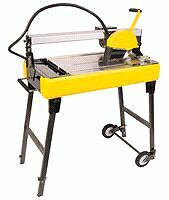 Wet tile saw brand new