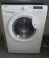 Hoover VHW654D 6+5kg 1400 Spin White LCD Sensor Dry Washer/Dryer 1 YEAR GUARANTEE FREE FITTING