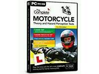Motorcycle theory and hazard perception test 2016