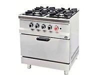 4 Burner Cooker EN228