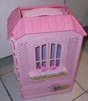 Collapsible Barbie house for sale London Ontario image 2
