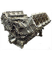 6.0 FORD POWERSTROKE REMAN LONG BLOCK ENGINE 03 - 2006
