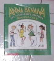 Anna Banana skipping book for sale London Ontario image 1