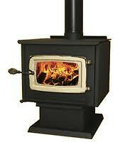 Free standing Fireplace Gas Or Electric Call/text 780-710-3353