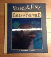 Search and Find Call of the Wild for sale