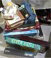 Lot of 12 Asstd Board Games, Games, Chess