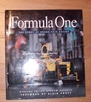 Formula One book for sale London Ontario image 1