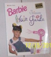 Barbie Ultimate Hair Guide for sale