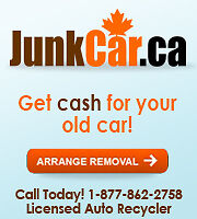 Paying Top Dollar for Old Cars - Free Removal - Toronto - GTA