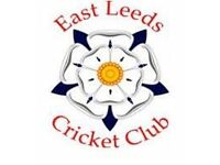 East Leeds Cricket Club New Players welcome