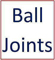 NEED BALL JOINTS REPLACED WE DONE IT FAST AND PRO WAY