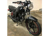 2015 Quinqi 125cc Motorcycle