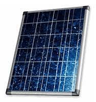 Sunsei 65 watt solar panel plus digital control module