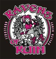Wanna ROLLER DERBY? Ravens of Ruin are recruiting!