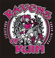 Wanna ROLLER DERBY? Ravens of Ruin are recruiting! Stratford Kitchener Area image 1