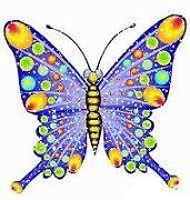 Butterfly Cross Stitch Charts