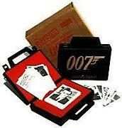 James Bond Trading Cards