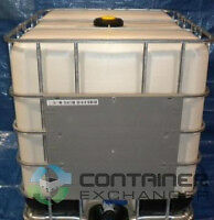 used ibc totes ready to go with valves and lids