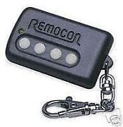 Remote Car Door Opener