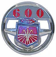 Hood Emblem Ford 600 Tractors