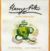 Harry Potter Goblet of Fire Audio Book
